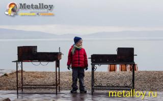 Особенности выбора и изготовления мангалов из металла