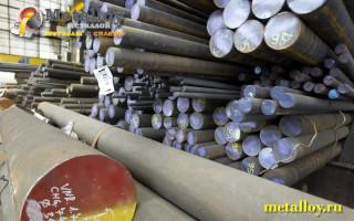 Марки низколегированной стали