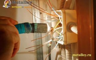 Виды аппаратов для сварки медных проводов