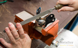 Виды и характеристики напильников по металлу