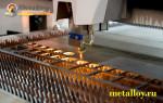 Особенности плазменной резки металла с ЧПУ
