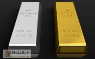 Свойства и характеристики сплава из золота и платины