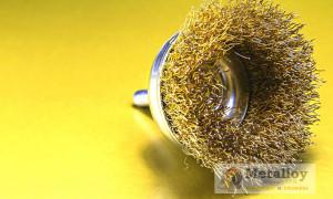 Типы насадок для шлифовки металла на дрель