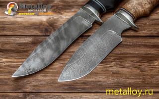 Принципы ковки ножа в домашних условиях