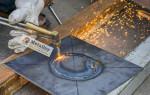 Основные виды резки металла