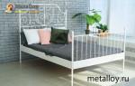 Изготовление кровати из металла своими руками