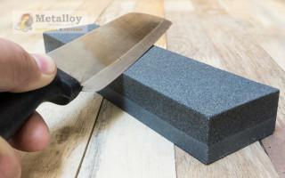Принципы выбора камней для заточки ножей