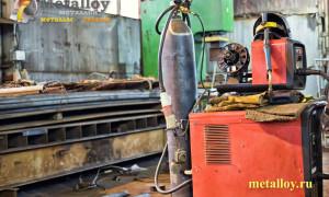 Какие виды газа применяют для сварки полуавтоматом?