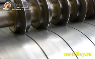 Принципы продольной резки металла
