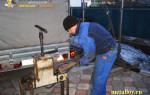 Принципы изготовления трубогиба для круглой трубы своими руками