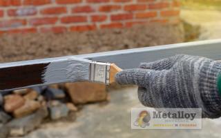 Как выбрать антикоррозийную грунтовку по металлу