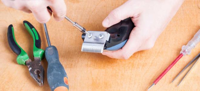 Как правильно заточить ножи машинки для стрижки?