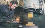 Виды обработки металла давлением