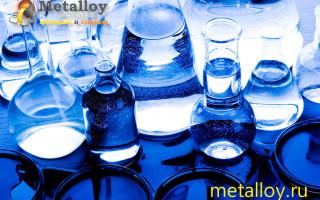 Способы обработки металла кислотой