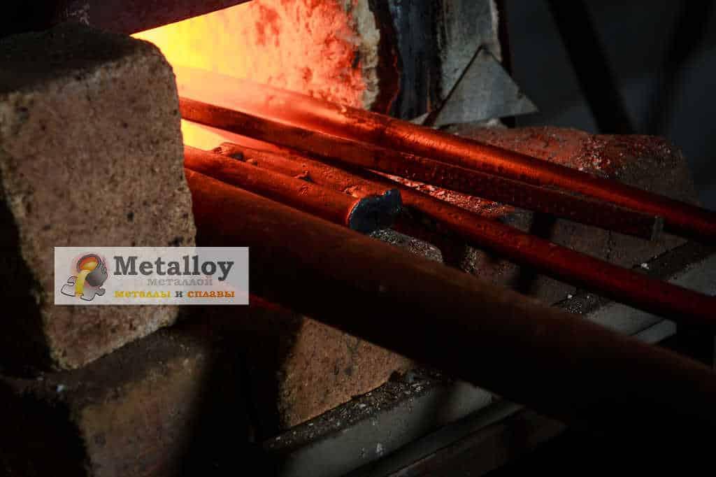 Термообработка металла