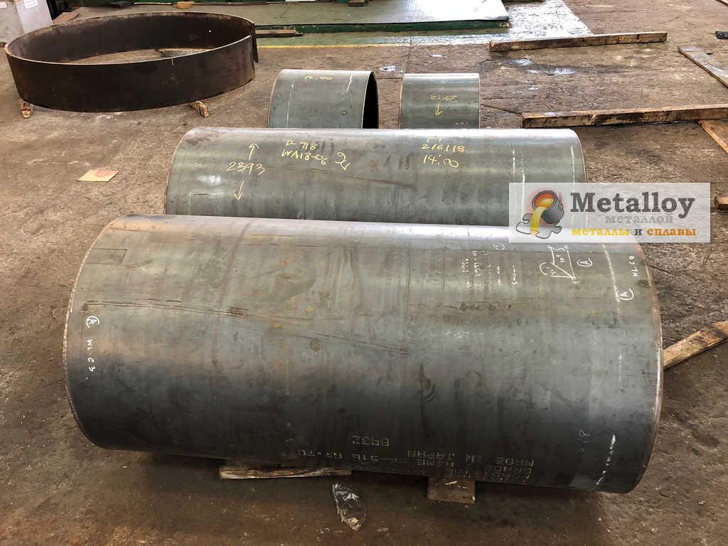 Маркированная углеродистая сталь