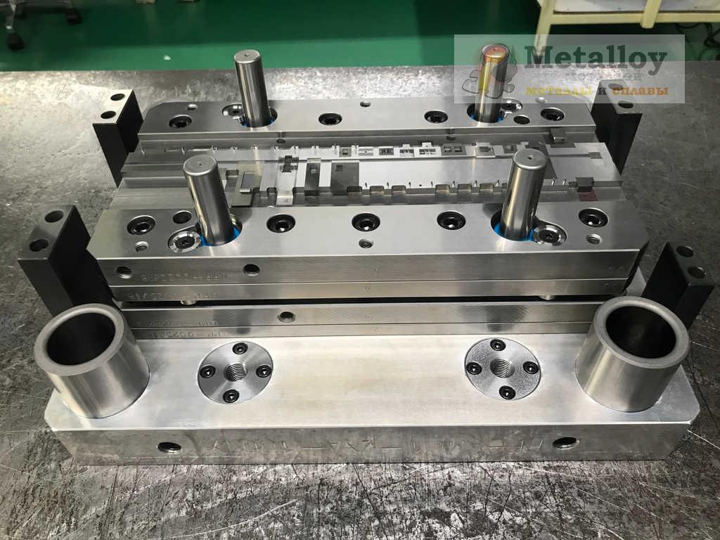 Система для штамповки металла