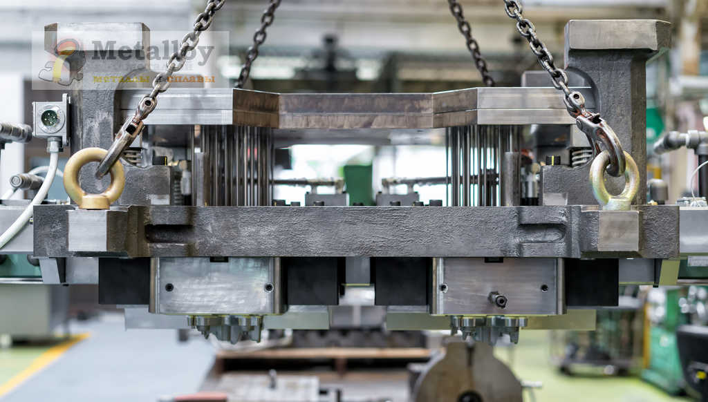 Матрица штамповки