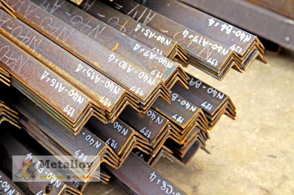 Маркировка металла