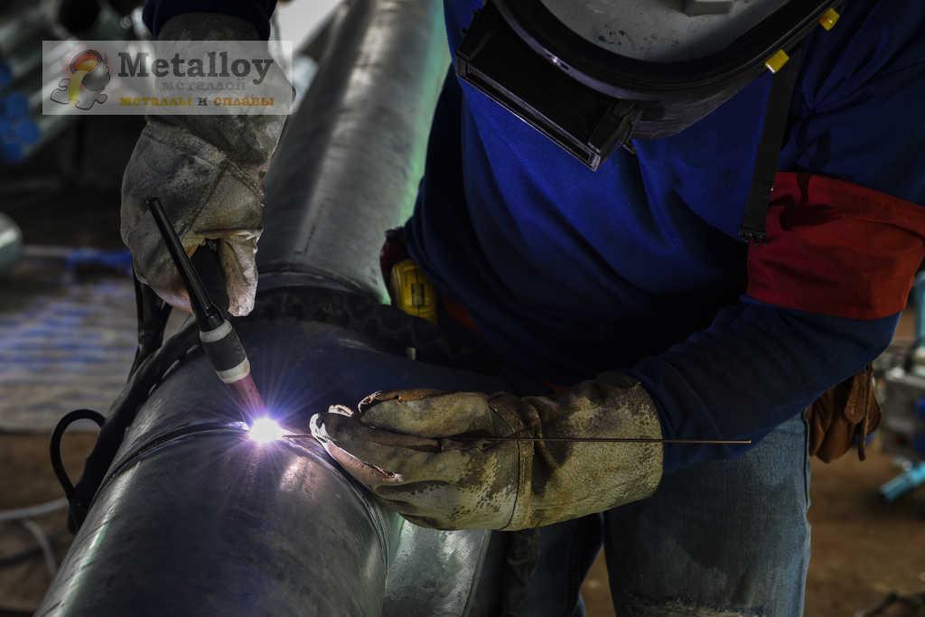 Сварка оцинкованной стали