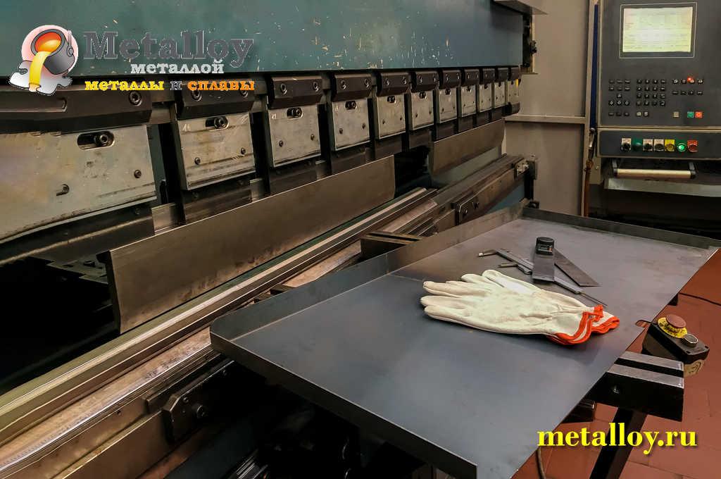 Создание рабочего стола для станка