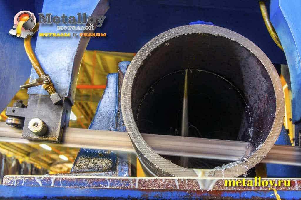 Трубоотрезная установка по металлу