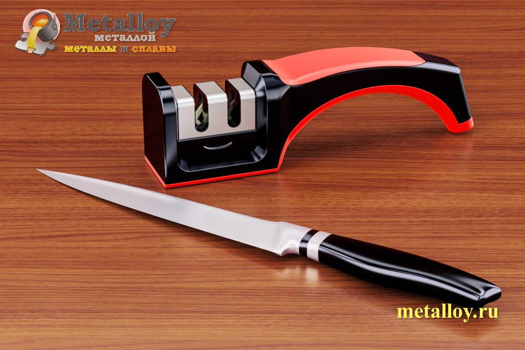 Кухонный инструмент для заточки ножа