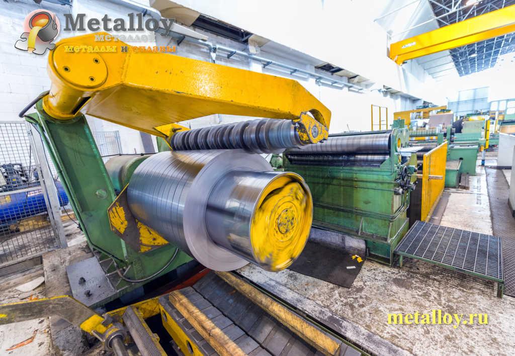 Промышленное оборудование для продольной резки