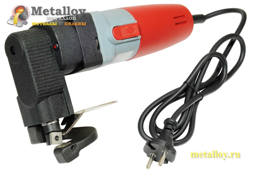 Ножницы электрические по металлу