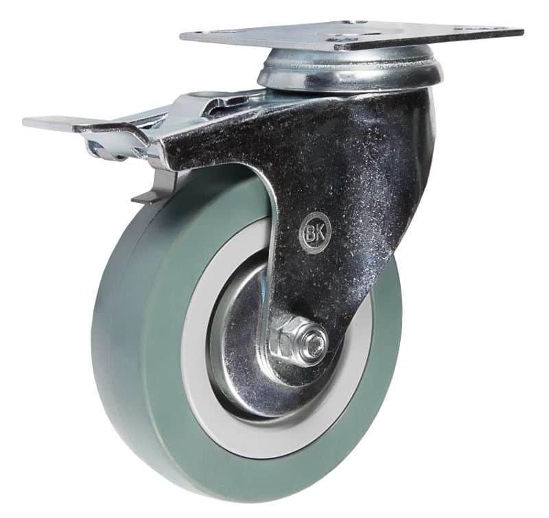 Аппаратные колесные опоры