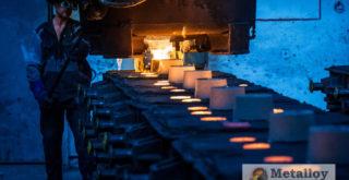 Чугунное литье в промышленных масштабах