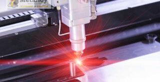 Лазерный станок с ЧПУ по металлу